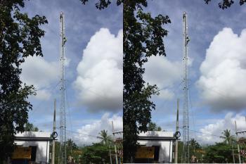 Trạm BTS Viettel - Myanmar